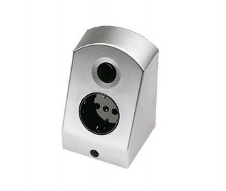 Alpha ST/S  - розетка с выключателем