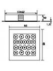 KB - R LED - точечный светодиодный светильник